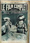 Film Complet (Le) N°487 du 05/04/1928