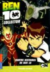 Livres - Ben 10 ; coffret collector t.1-4