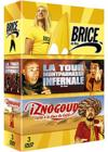 DVD &amp; Blu-ray - Comdies - Coffret - Brice De Nice + La Tour Montparnasse Infernale + Iznogoud