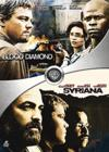 DVD &amp; Blu-ray - Blood Diamond + Syriana