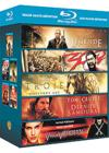 DVD &amp; Blu-ray - Coffret Action - 5 Films