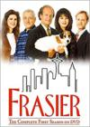 DVD &amp; Blu-ray - Frasier - Saison 1