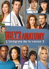 DVD &amp; Blu-ray - Grey'S Anatomy (A Coeur Ouvert) - Saison 3
