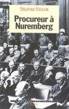Procureur A Nuremberg