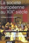 Livres - Documentation photographique t.8024 ; la societe europeenne au xix siecle