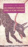 Animaux familiers dans la rome antique