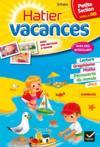 Hatier Vacances ; De La Petite Section Vers La Moyenne Section ; 3/4 Ans