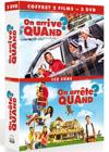 DVD &amp; Blu-ray - On Arrive Quand ? + On Arrte Quand ?