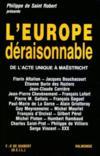 L'europe deraisonnable