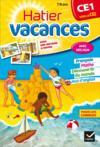 Hatier Vacances ; Du Ce1 Vers Le Ce2 ; 7/8 Ans