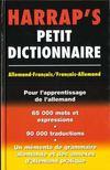 Harrap'S Petit Dictionnaire