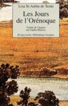 Livres - Les Jours De L'Orenoque