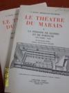 Livres - Le théâtre du Marais.