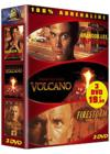 DVD & Blu-ray - Rapid Fire + Volcano + Firestorm