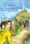 Les aventures d'Aline t.3 ; les gardiens du mont Saint-Michel