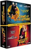 DVD & Blu-ray - Le Crime Est Notre Affaire + Mon Petit Doigt M'A Dit...