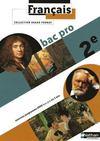 Français ; 2nde bac pro ; livre de l'élève (édition 2009)