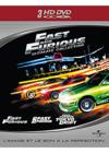 DVD & Blu-ray - Fast And Furious - Ultimate Collection - Coffret Trilogie