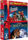 DVD &amp; Blu-ray - Les Chimpanzs De L'Espace + Comme Chiens &amp; Chats