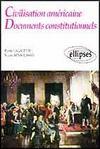 Civilisation Americaine Documents Constitutionnels