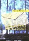 Lettres A Lou-Andreas Salome