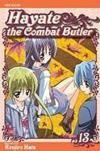 Livres - Hayate the Combat Butler, Volume 13