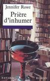 Livres - Priere D'Inhumer