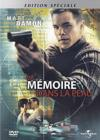DVD &amp; Blu-ray - La Mmoire Dans La Peau