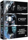 DVD & Blu-ray - The Descent + Creep + Event Horizon : Le Vaisseau De L'Au-Delà