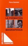 La formation biographique