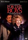 DVD & Blu-ray - For The Boys