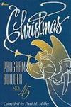 Livres - Christmas Program Builder