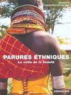 Parures ethniques. le culte de la beauté