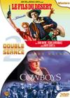 DVD &amp; Blu-ray - Double Sance Western - Le Fils Du Dsert + Les Cowboys