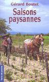 Saisons Paysannes (Poche)(Les)