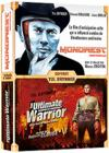 DVD &amp; Blu-ray - Yul Brinner : Mondwest (Westworld) + The Ultimate Warrior (New York Ne Rpond Plus...)