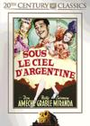 DVD &amp; Blu-ray - Sous Le Ciel D'Argentine