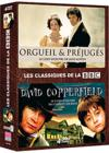 DVD &amp; Blu-ray - Les Classiques De La Bbc - Coffret - Orgueil &amp; Prjugs + David Copperfield