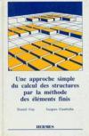 Une approche du calcul des structures par elements finis
