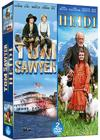 DVD & Blu-ray - Tom Sawyer + Heidi
