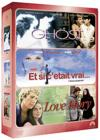 DVD &amp; Blu-ray - Ghost + Et Si C'tait Vrai + Love Story