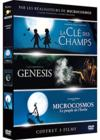 DVD &amp; Blu-ray - La Cl Des Champs + Genesis + Microcosmos - Coffret