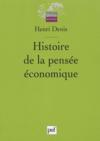 Livres - Histoire De La Pensee Economique (2e Edition)