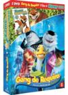 DVD &amp; Blu-ray - Gang De Requins + Dvd Dreamworks Interactif
