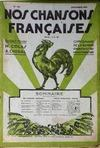 Presse - Nos Chansons Francaises N123 du 01/12/1930