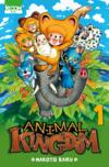 Livres - Animal kingdom t.1