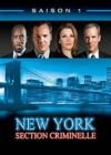 DVD & Blu-ray - New York, Section Criminelle - Saison 1