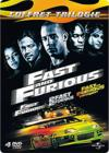 DVD & Blu-ray - Fast And Furious - Coffret Trilogie