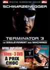 DVD & Blu-ray - Terminator 3 - Le Soulèvement Des Machines + L'Affaire Van Haken