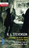Livres - L'trange cas du Dr Jekyll et de Mr Hyde / the strange case of Dr Jekyll and Mr Hyde